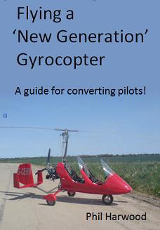 This book is a training guide for flying New Generation Gyrocopters. 200 pages with over 100 clear and concise diagrams giving you a step by step guide to learning to fly.Highly Acclaimed