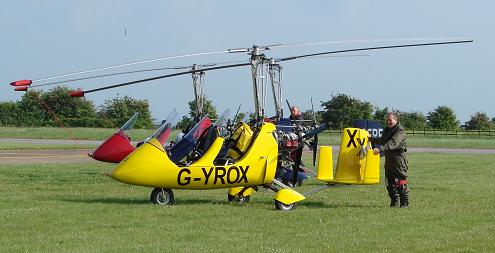 Photo of the day: Gyros in formation at Connington