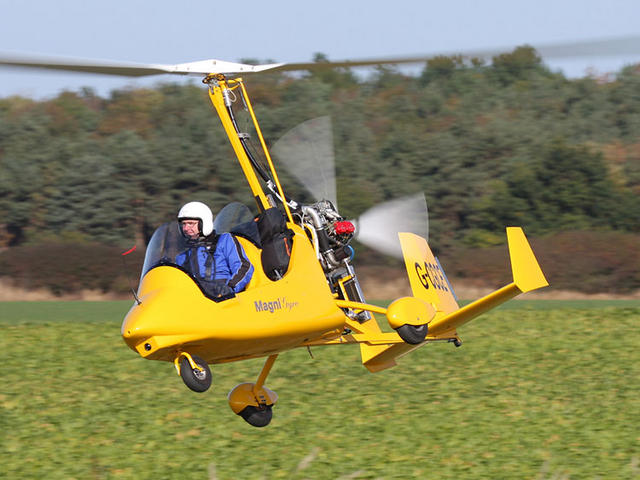 The Gyrocopter Experience Gyros In The Uk